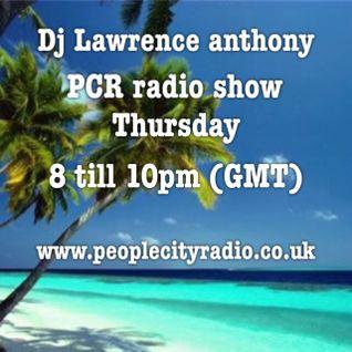 dj lawrence anthony pcr radio 28/07/16