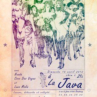 Arobase live @ Les Courtisanes font la Java 15042012