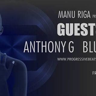 Progressive beats Guest of Honour 2 april 2016
