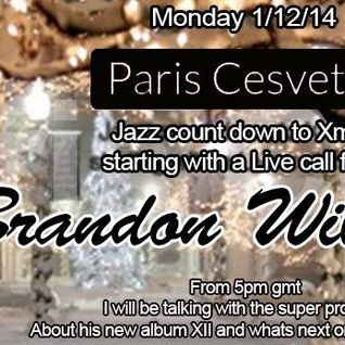 Groove Suite Sessions X 1 -12-14 with Brandon Williams