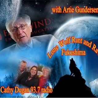 Lone Wolf Sits down with Arnie Gundersen on Fukushima