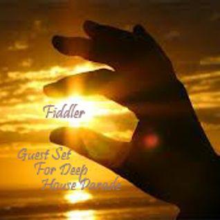 Fiddler -  Special Set For Deep House Parade (2013.03.26)