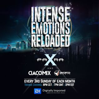Intense Emotions Reloaded #001 by Para X