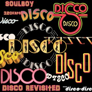 "soulboy is disco the 12""edition"