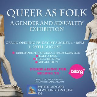 Queer as Folk Art Exhibition