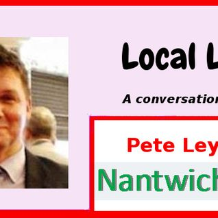 Local Lives on RedShift Radio: Pete Leydon