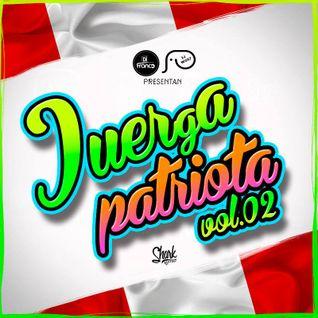 Mix Juerga Patriota Vol. 2 - DJ Franco ft. DJ Reggy