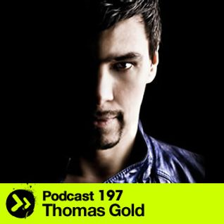 DTPodcast 197: Thomas Gold