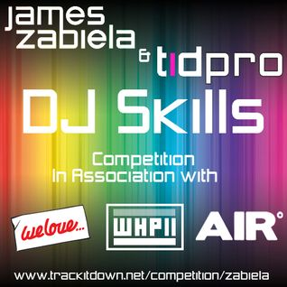 James Zabiela & Tid:Pro DJ Skills Competition London Favila & Valentine