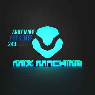 Mix Machine 243 (5 Nov 2015)