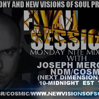 NVOS MONDAY NIGHT FIYAH SESSIONS WITH D'ANTHONY AND GUEST DJ JOSEPH MERCADO