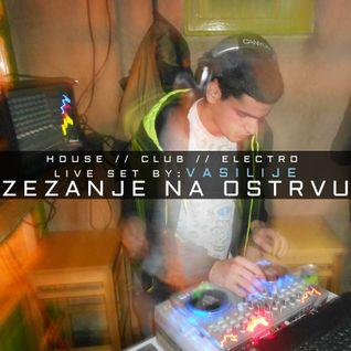 Vasilije Ristović Live Set @ Ostrvo Caffe [09.02.2013]