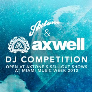 Axtone Presents Competition Mix By David Cueto