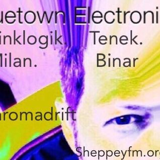 Bluetown Electronica live show 30.10.16