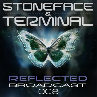 Reflected Broadcast 008 by Stoneface & Terminal with special guest Gundamea