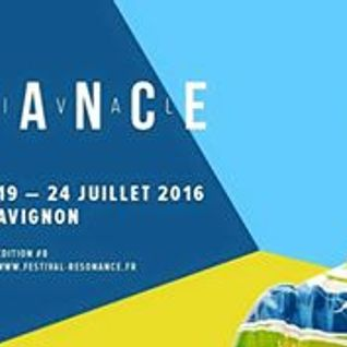 Festival Résonance - Emission 2 - 20/07/2016
