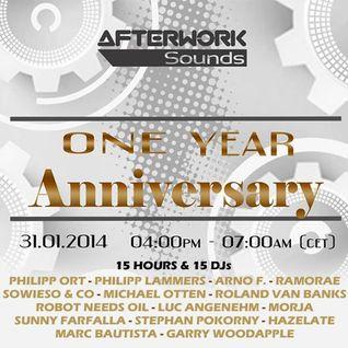 Ramorae - Afterwork Sounds 1st Anniversary Guest Mix [Strom:Kraft Radio] (31-01-2014)