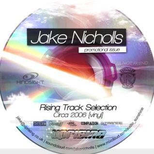 Rising Track Selection | Circa 2006 [vinyl]
