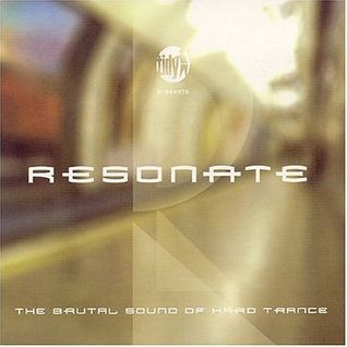 Tidy Trax Resonate 1 - Mixed By Lee Haslam (CD1)