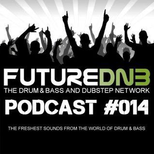 DJ Flood - The Futurednb Podcast #014