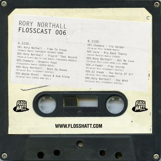 FLOSSCAST 006 - Rory Northall