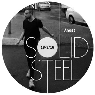 Solid Steel Radio Show 18/3/2016 Hour 2 - Anost