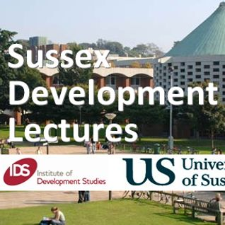 Sussex Development Lecture by Roy Trivedy, Head of Civil Society at DfID, March 2012