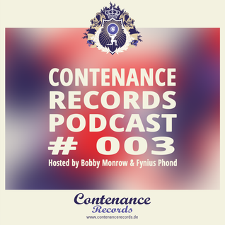 Contenance Records Podcast #003