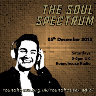 05th December 2015 - The Soul Spectrum - JacobSoulRadio