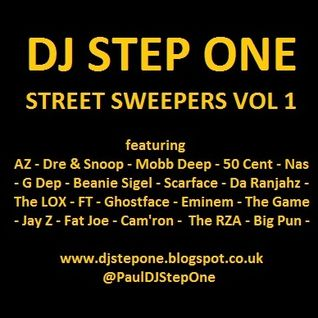 DJ Step One - Street Sweepers Vol 1