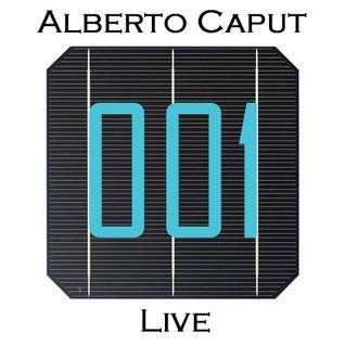 001 Alberto Caput - Live January 12 2012