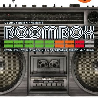 DJ Andy Smith Boombox at Horse & Groom, Shoreditch, London 25.7.15