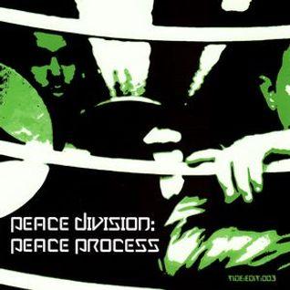 Peace Division – Peace Process - 2001