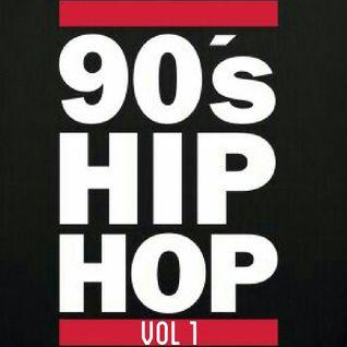 90s Hip Hop Vol 1 (8-29-16)