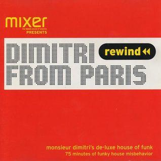 Dimitri From Paris - Monsieur D's De-Luxe House Of Funk