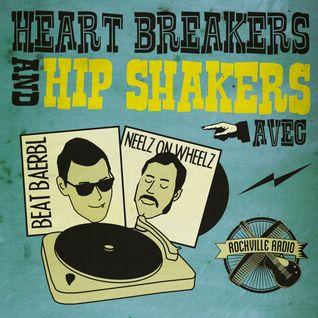 #150 RockvilleRadio 21.07.2016: HeartShakers'n'HipBreakers