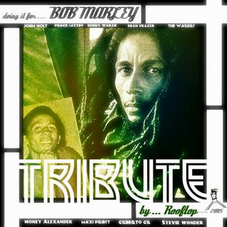 BOB MARLEY TRIBUTE * THE LEGEND THE MUSIC * REGGAE KING * by rooftop uk