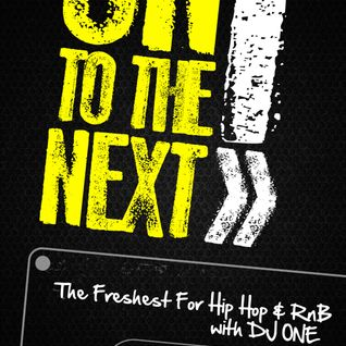 "DJ One - ""On To The Next"" Show on City Radio (15.02.2012)"