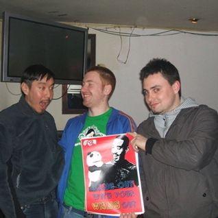 12Live002 - Daniel Wang & Conor L live at 12, The Bernard Shaw, February 1st 2009 - Part 1