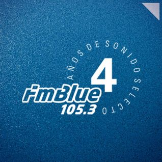 Bahrein Buenos Aires en vivo por FM BLUE 105.3 LA PLATA 19.06.15