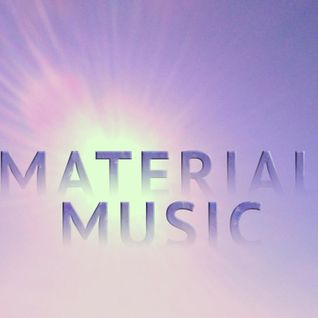 Space out and in MATERIAL MUSIC