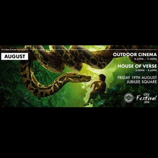 House Of Verse - Outdoor Cinema Jungle Book Special