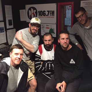 Donky Takeover on The Blend on PBS FM Melbourne w/ Lockah & Ghost Mutt in the mix