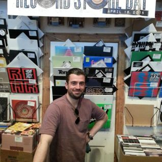 Gareth Somerville RSD 2015 set