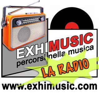 EXHIMUSIC, percorsi nella musica - La RADIO (17.06.2015)