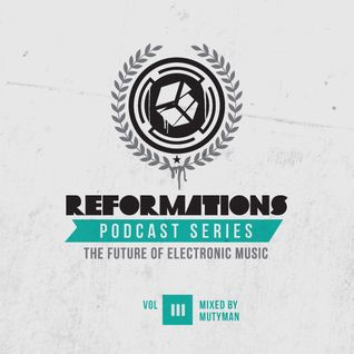 DUBSTEP RE:FORMATIONS VOL 3