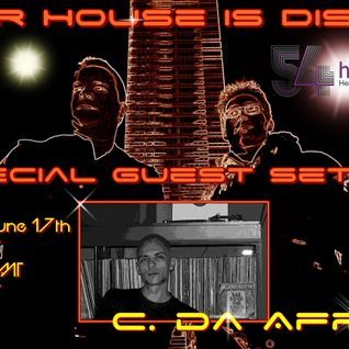 Our House is Disco #234 from 2016-06-17
