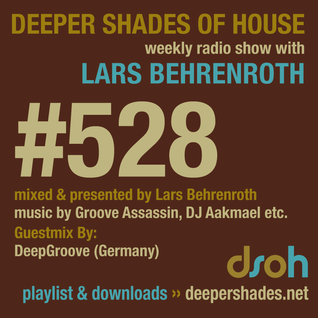 Deeper Shades Of House #528 w/ exclusive guest mix by DEEPGROOVE