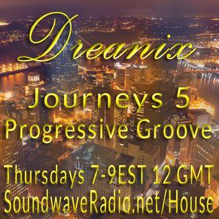 Journeys 5 - Progressive Groove