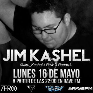 Jim Kashel @ The Wild Show (16/05/2016) www.ravefm.es